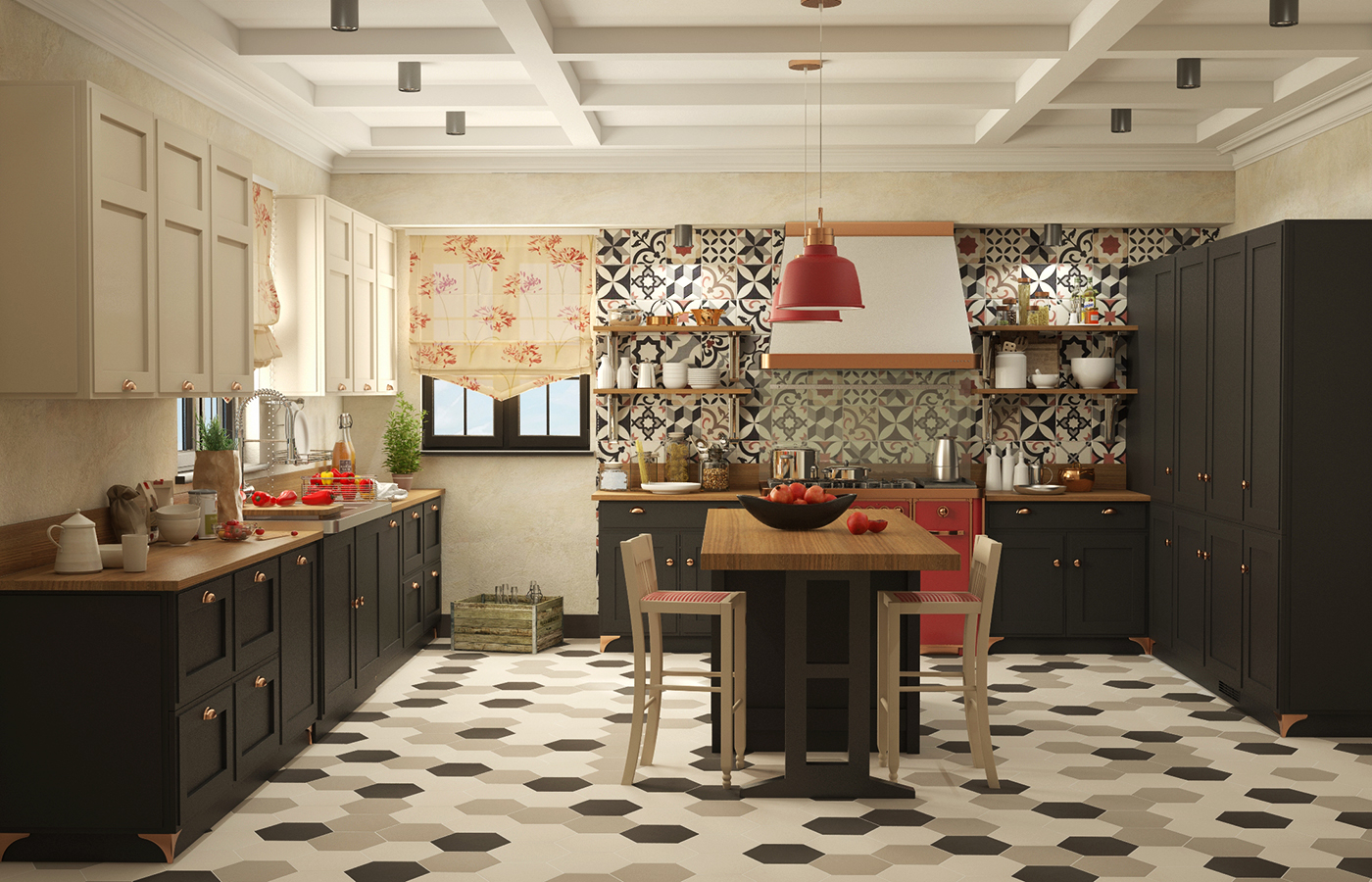 discover our collections lavinia boho kitchen collections