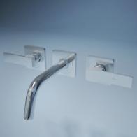 Art II bath faucet