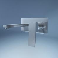 Art II basin faucet