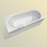 Biore acrylic bath