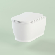 Bell Pro Rimless Wall-hung Toilet
