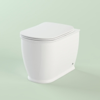 Bell Pro wall-standing toilet