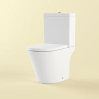 Biore squat toilet