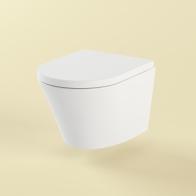 Hänge-wc Biore compacto rimless
