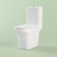Bristol rimless squat toilet