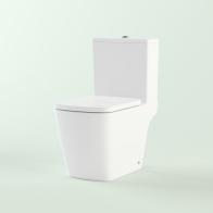 Aveo Rimless squat toilet