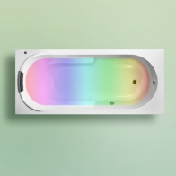 Bristol Acrylic chromotherapy bathtub