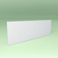 Сomplement ultra flat front panel