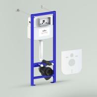 Система инсталляции для подвесного унитаза RelFix