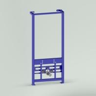 RelFix frame for wall-hung bidet