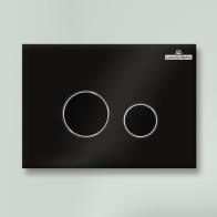 Ультратонкая стеклянная клавиша смыва RelFix