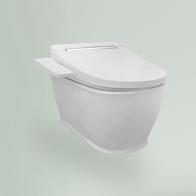 Smart F-Control wall-hung toilet
