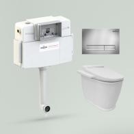 RelFix Smart F-Control 4 in 1 for floor toilet
