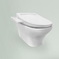 Smart N-Flash wall-hung toilet
