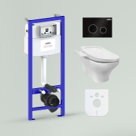RelFix Smart N-Flash Set 5 in 1 for wall-hung toilet