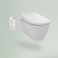 Smart F-Control Multi wall-hung toilet