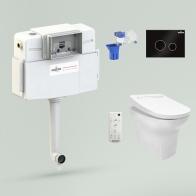 RelFix Smart N-Flash Multi Set 5 in 1 for floor toilet