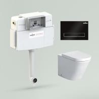 Relfix Biore Set 4 in 1 for floor toilet
