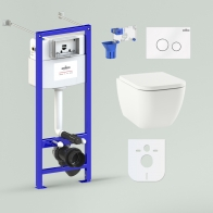 RelFix One Rimless Set 7 in 1 for wall-hung toilet