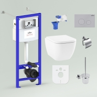 RelFix One Compacto Set 9 in 1 for wall-hung toilet