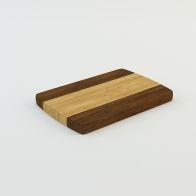 Geo cutting board