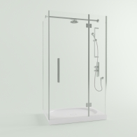 Bell Pro shower unit