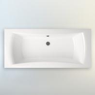 Evan acrylic bath
