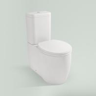 Elegant squat toilet