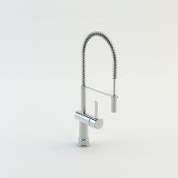 Geo kitchen sink faucet