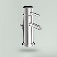 Elegant bidet faucet