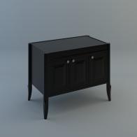 Catani on-floor cabinet